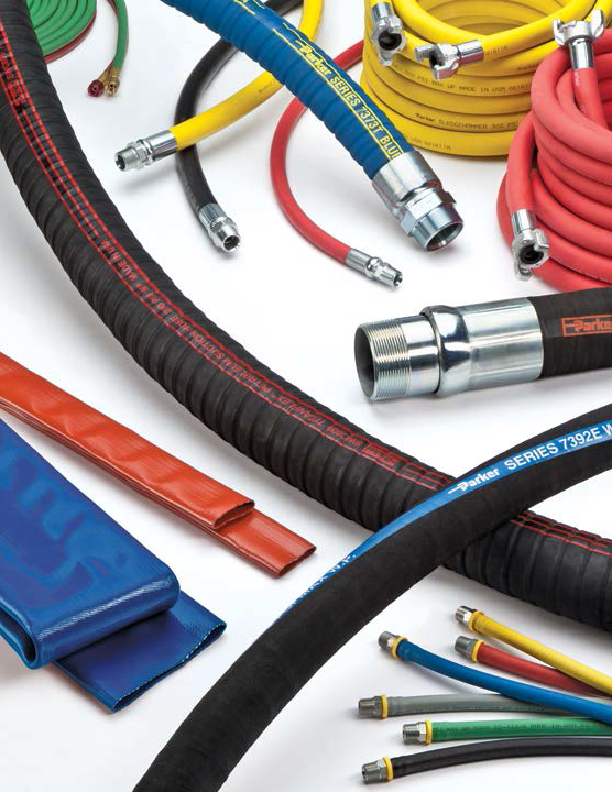 Hydraulic and Industrial Hose Products
